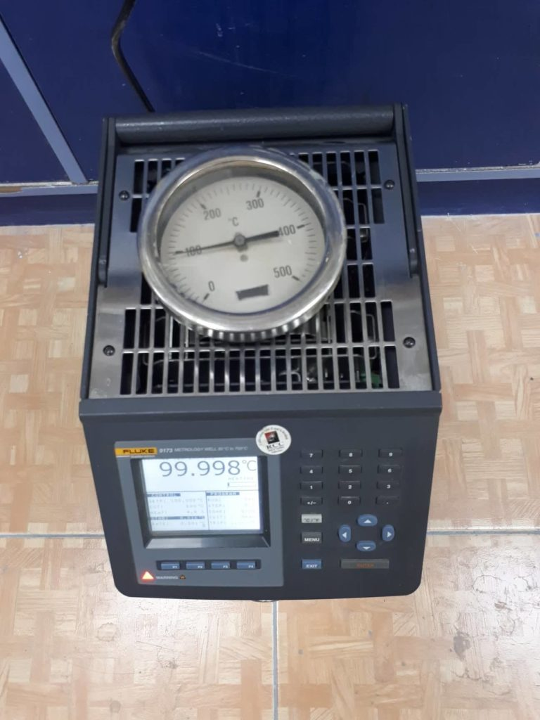 Dial Thermometer Calibration