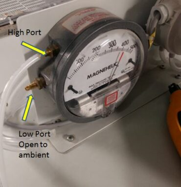 Differential Pressure Gauge Calibration Using Fluke 754 Process Calibrator