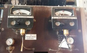 An Old Parlow Temperature Indicator Switch