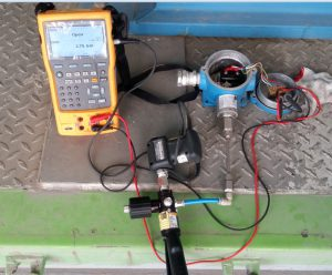 Pressure Switch calibration
