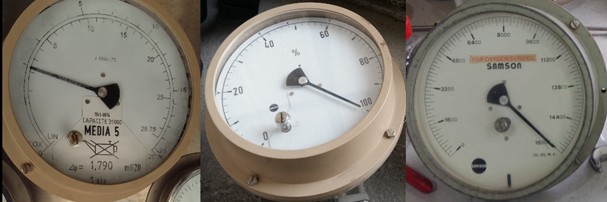 Different types of Pressure Level Gauge