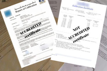 5 Mistakes When Using a Calibration Certificate that You Need to Correct