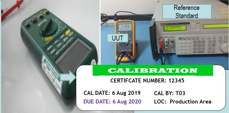 CALIBRATION INTERVAL: HOW TO INCREASE THE CALIBRATION FREQUENCY OF INSTRUMENTS